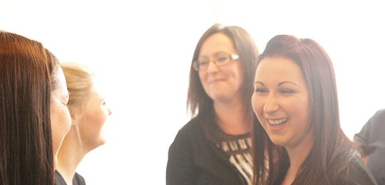 Committed professional team at Peelhouse Dental Care Widnes Cheshire