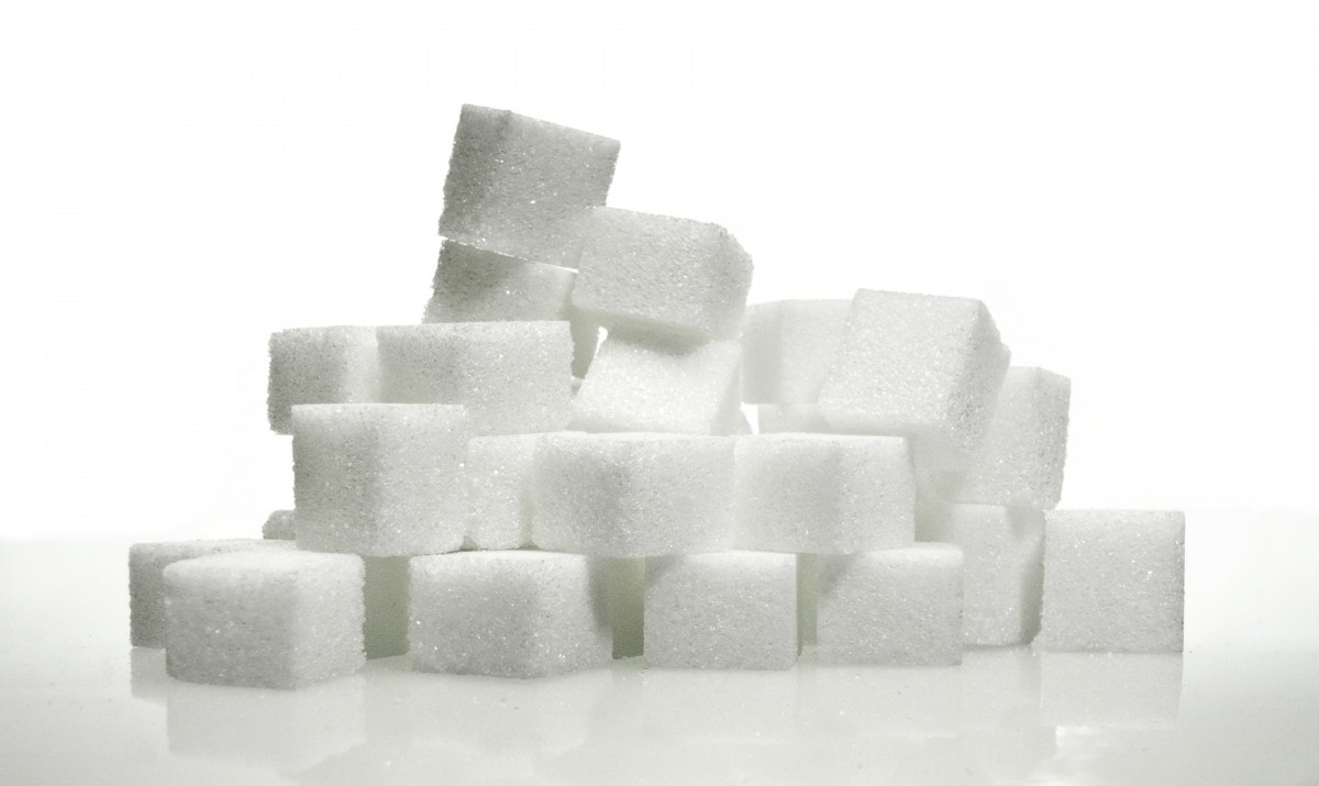 Pure white and deadly to your oral health, sugar is a refined product that can seriously damage your health
