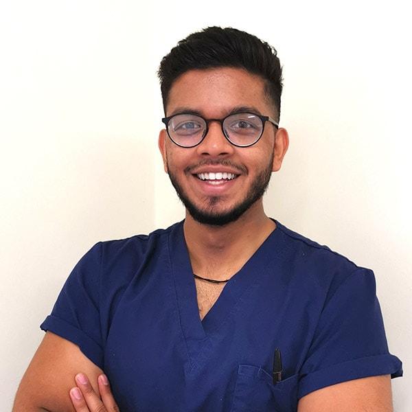 Dr Viraj Patel
